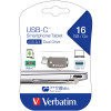 VERBATIM ON THE GO TYPE C TO USB Drive 16GB