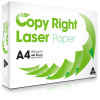 Copy Right Laser Copy Paper A4 80gsm White Cartons of 5 Ream of 500