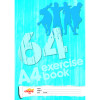 OFFICE CHOICE EXERCISE BOOK A4 64 Page