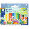 STAEDTLER NORIS CLUB Oil Pastels Assorted Colours Pack of 12
