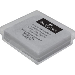FABER-CASTELL ERASER Kneadable Grey Phthalate Free