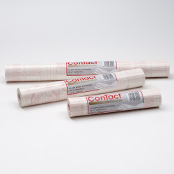 CONTACT SELF ADHESIVE COVERING 20mx450mm 60Mic Gloss