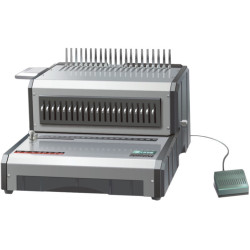 QUPA D160 A4 ELECTRIC COMB Binding Machine