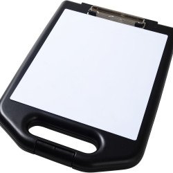 CELCO STORAGE CLIPBOARD With Whiteboard