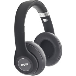 Moki Katana Headphones Bluetooth Black